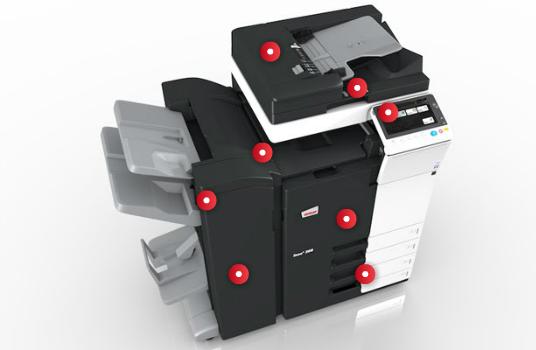 Peronne Bureau : NOS SOLUTIONS de copieurs professionnels